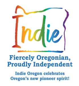 Indie Oregon Logo
